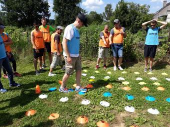 Teambuildings Spelen te Oud-Heverlee
