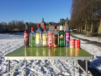Jenever Pakket By Dijle Floats