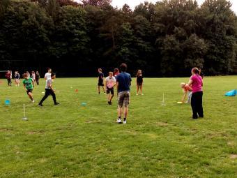 Frisbee Sensations - Frisbee Initiatie