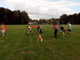 Sportdag Module Frisbee Sensations