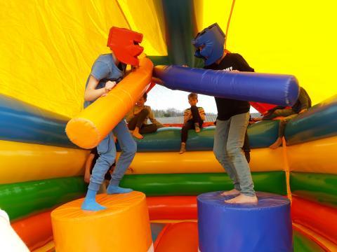 Vijf Jaar Dijle Floats Feest, Battle Games op woensdag 1 april 2020