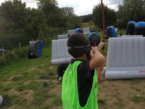 Archery Tag Feestje By Dijle Floats