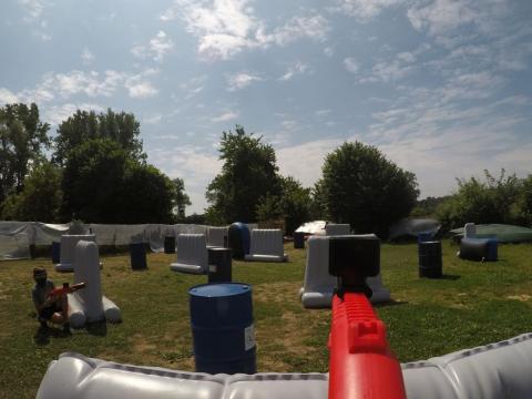 Sportkamp Shooting & Water Internaat voor Tieners