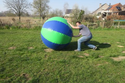 Mega Ball Games