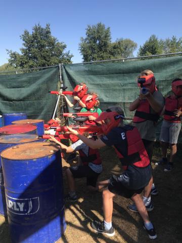Paintball & Fun Kamp Kids Oud-Heverlee