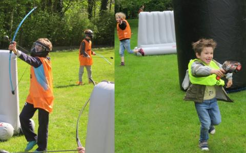 SHooting Games Feestje @ Dijle Floats