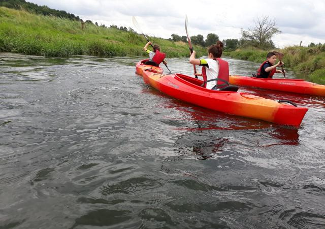 Summer Teen Camp, Water & Adventure by Dijle Floats