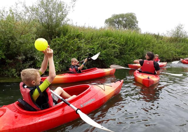 Sportkamp Adventure & Water For Kids by Dijle Floats