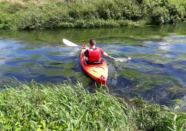 Kayak van de Dijle by Dijle Floats