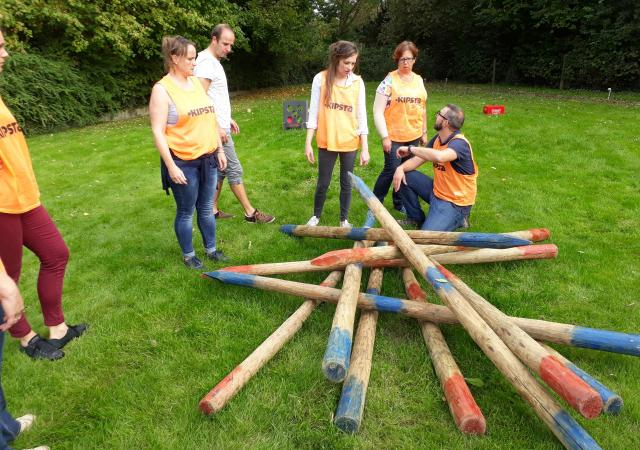 Challenge Games Teambuilding by Dijle Floats