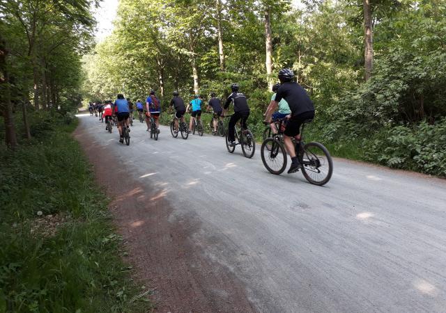 Sportdag Mountainbike