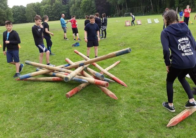 Sportdag Module Fun Games