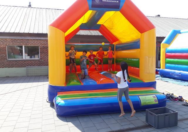 sportdag Module Inflatable Games