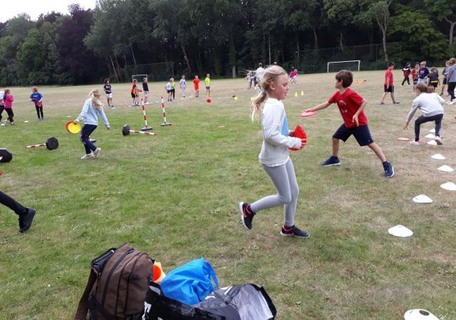 Sportdag Frisbee Sensations