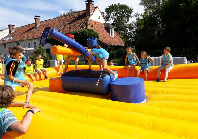 sportdag Module Inflatable Games