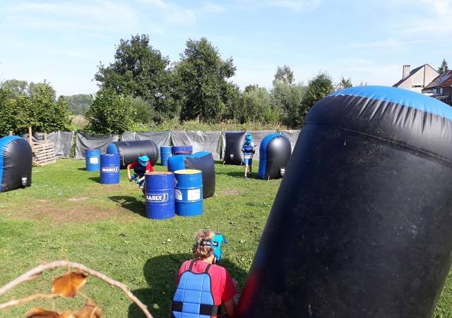 Vijf Jaar Dijle Floats Feest, Shotgun Paintball op donderdag 2 april 2020