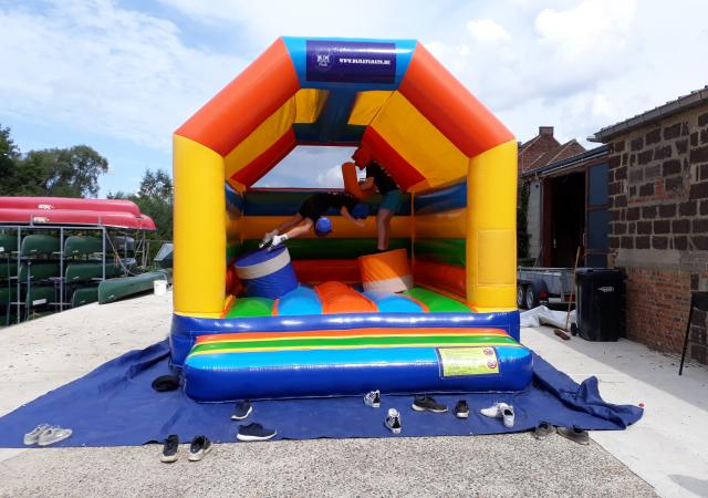 Inflatable Battle Games te Oud-Heverlee