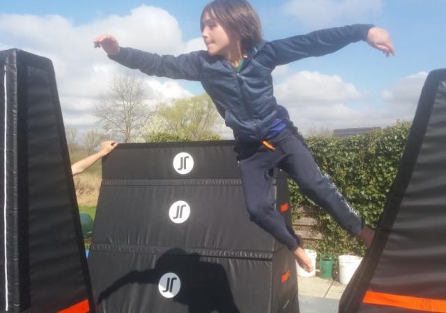 freerunning kamp Oud-Heverlee