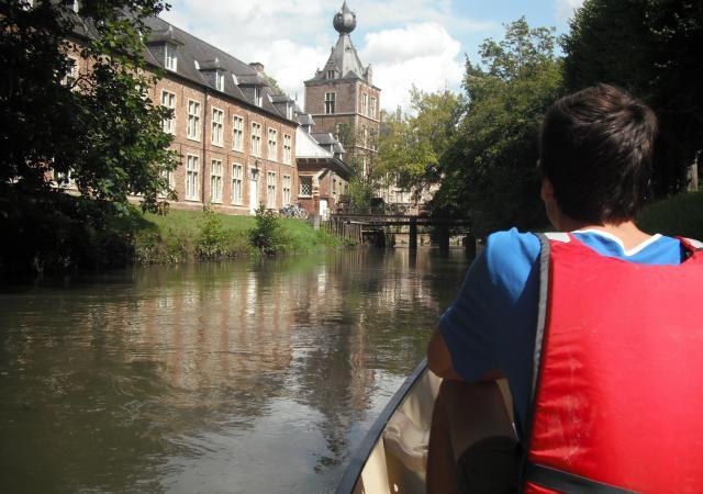Kano tot Leuven by Dijle Floats