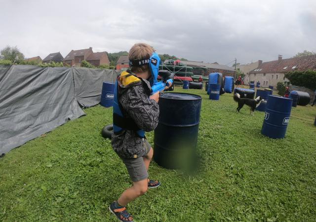 Sportdag Module Paintball