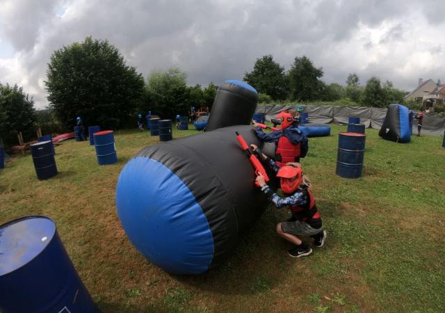 Paintball For Kids Oud-Heverlee