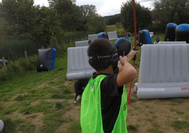 Archery Tag voor sportdagen
