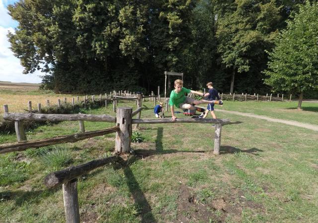 Sportdag Secundair Onderwijs bij Dijle Floats te Oud-Heverlee