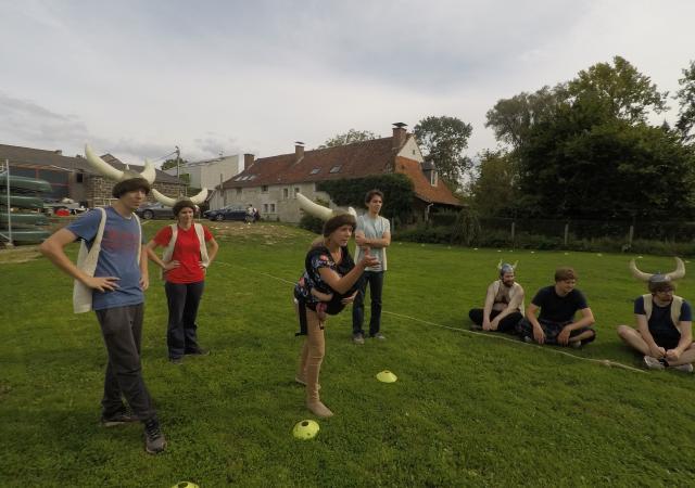 Viking Games, Dijle Floats, Teambuilding