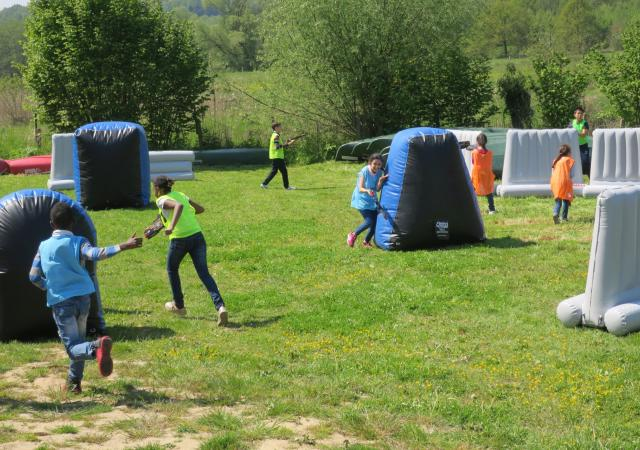 Battle Games Event For Kids with Dijle Floats