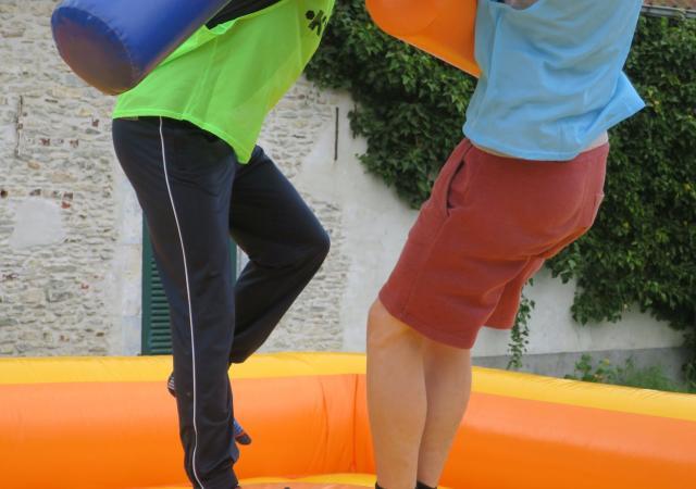 Sportdag Challenge Games by Dijle Floats