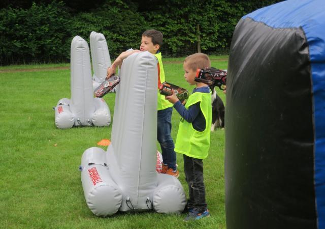 Vijf Jaar Dijle Floats Feest, Lasershooten For Kids op Zaterdag 4 april 2020