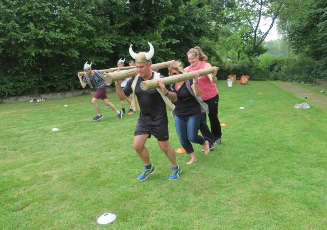 Viking Games, Dijle Floats, Teambuilding