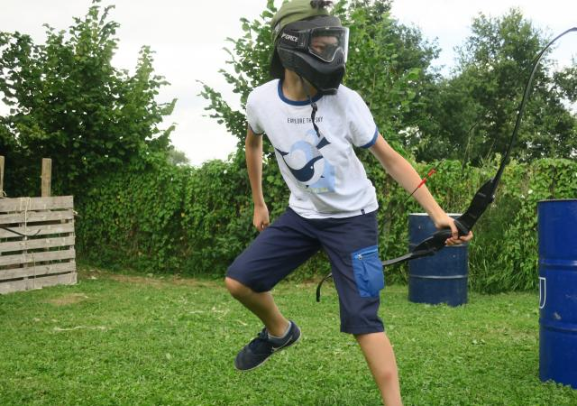 Sportdag Module Battle Games